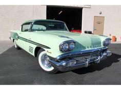 58 Pontiac Bonneville coupe