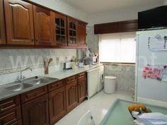 Apartamento  T2 / Amadora, Venteira Kitchen Cabinets, Home Decor, Lisbon, Homes, Kitchen Cupboards, Kitchen Base Cabinets, Home Interior Design, Decoration Home, Home Decoration