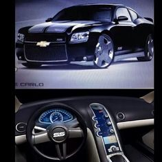 Seranitafari Street Team Could Gm Say Yes The Chevrolet Monte Carlo Ss For 2017 Autos Wheels Pinterest And
