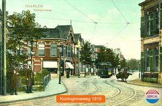 Koninginneweg Haarlem (jaartal: 1910 tot 1920) - Foto's SERC