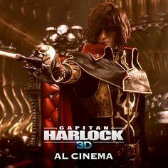 Captain Harlock - the movie