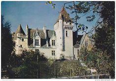 France - cp , 24 , CASTELNAUD-la-CHAPELLE , Château des Milandes , élevé à la fin de l'époque gothique et au début de la Renaissa
