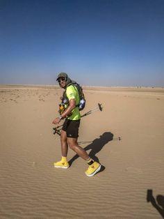 Ο Έλληνας Μάριος Γιαννάκου μας έκανε υπερήφανους σε αγώνα 270 χιλιομέτρων στην έρημο! Running, Sports, Racing, Hs Sports, Keep Running, Sport, Jogging, Track