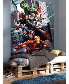 avengers bedroom marvel superhero posters teen assemble pricerighthome homimu