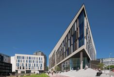 Gallery of Technology and Innovation Centre / BDP - 1