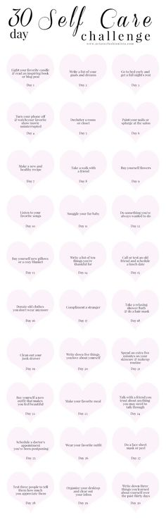 NEW YEAR, NEW YOU // 30 DAY SELF CARE CHALLENGE - A Classy Fashionista