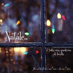 Natale..  tutta una questione di lucette..