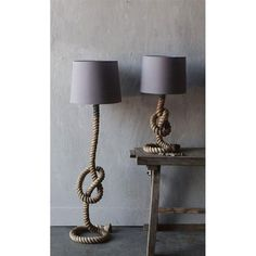 Nautical Knot Table Lamp