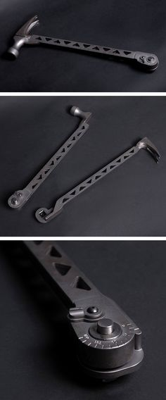 Cole-Bar Hammer - multi-tool design //