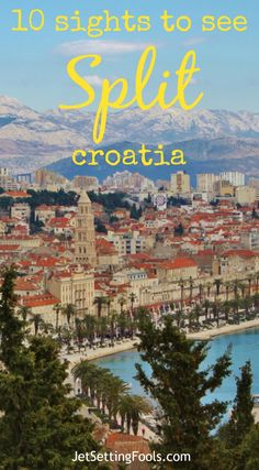 For many people, Split, Croatia is a transportation hub – a city to breeze through on the way to other parts of the country. It was for us during our first trip to Croatia in 2011. However, since then, we've revisited the city multiple times with much longer stays. The main sights to see in Split, Croatia could be easily covered in a day, but more thoroughly enjoyed with more time.