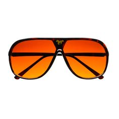 #retro #vintage #style #aviator #sunglasses #shades #horse #logo #womens #mens #tortoise #orange #red #lens #driving