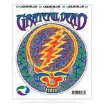 Grateful Dead - Steal Your Face Die Cut Sticker - Grateful Dead Shop – Gratefuldeadshop.com