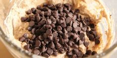 Chocolate Chip Day   I'm making a low carb gluten free chocolate chip cookie with oatmeal, almond and coconut flour! Yum