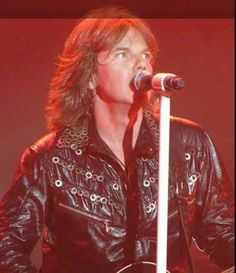 JOEY TEMPEST--Voice that's as familiar as family's