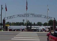 Canton,Tx.~ First Monday trade days.  largest and oldest continually operated flea market in the United States,