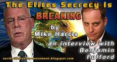 "Earth Liberation Movement: Benjamin Fulford Interview - ""The Elites Secrecy I..."