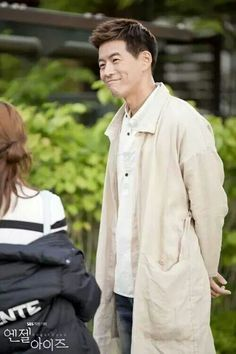 SBS Angel Eyes - Lee Sang Yoon and Goo Hye Sun