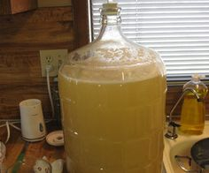 Mead is super easy to make. And turns out GREAT!! (most of the time)  Depending on your Recipe. It can Take as little as a month, years, or even up to...