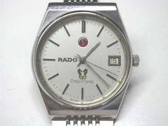 Rado 【悠】アンティーク時計スイスRADOラドー(310) Watch Antique ¥20000yen 〆05月14日