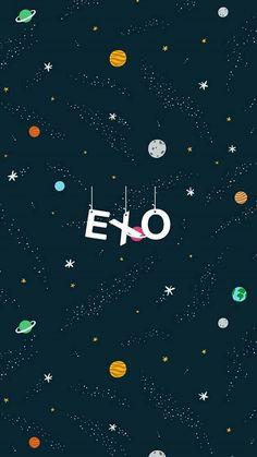 Exo-beakhyun Chen xiumin chanyeol Kai suho sehun lay-we are one we are exo♥️ L Wallpaper, Power Wallpaper, Cartoon Wallpaper, Kpop Backgrounds, Exo Album, Chanyeol Baekhyun, Exo Lockscreen, Exo Fan Art, Exo Ot12