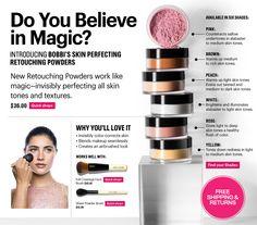 BB Magic Powders