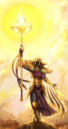 Azir League Of Legends Fan Art