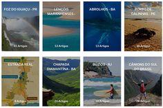 8 novas Revistas de Viagem para você levar no seu Smartphone e Tablet