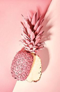 Cut the pineapple and find your music taste.