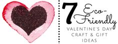 With Valentine's Day around the corner, there are LOTS of ideas for crafts and gifts that can be made so that kids can show their love for their friends and family members. Valentine Day Crafts, Craft Gifts, Eco Friendly, Corner, Friends, How To Make, Kids, Kid Craft Gifts, Children