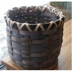 Home Decor / Housewares :: Handwoven Baskets :: Hand Woven Cylinder Basket