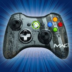 Modern Warfare 3 Xbox 360 Modded Controller is a perfect gift for a special gamer in your life! All of GamingModz.com Xbox 360 modded controllers are compatible with every major game on the market today. If you decide to get one of our Xbox 360 or Playstation 3 modded controllers, your gaming experience will increase, overall performance will rise and it will allow you to compete against more experienced players.