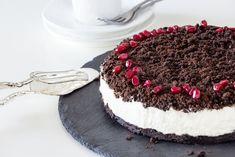 Cheesecake felia de lapte - Retete practice Tiramisu, Oreo, Biscuit, Deserts, Cake, Ethnic Recipes, Food, Kuchen, Essen