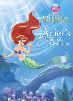 Ariel Is My Babysitter (Disney Princess) (Little Golden Book) Christmas Books, Disney Christmas, Disney Princess Books, My Babysitter, Doodle Pages, Princess Coloring, Disney Songs, Little Golden Books, Ariel The Little Mermaid