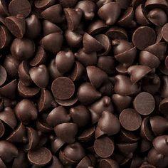 Food Chocolate Chips Scrapbook Paper
