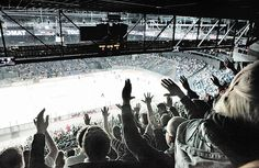 Our hockey fan finds a new arena for his love of the game on the European club hockey circuit: http://enroute.aircanada.com/en/articles/hockey-night-in-europe-1 #zurich #hockey #travel