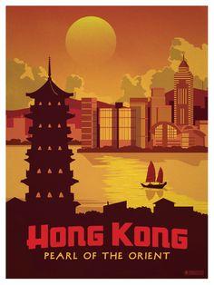 Image of Vintage Hong Kong Golden Varient