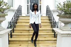 NATASHA NDLOVU – Model & Blogger behind Bisous Natasha | Interview with This is Collective