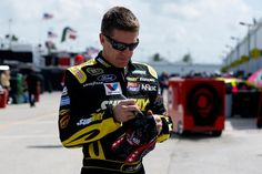 Carl Edwards - Daytona International Speedway: Day 1