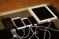 Allen He's answer to Power Banks: How many times can a 5000mAh rated power bank charge an iPhone 6? - Quora