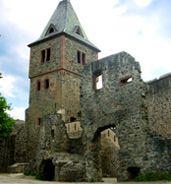 Darmstadt Germany   Frankenstein Castle Ruins.  One of my favorite ruins.  Fun Halloween events...