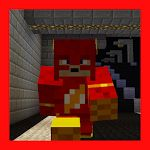 Super Hero Mod For Minecraft      3.0 and up