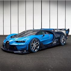 @veloce_lifestyle Be sure to check out our partner account @veloce_lifestyle for amazing luxury content. __________________________________ Bugatti Vision GT (Photo: @bugatti )