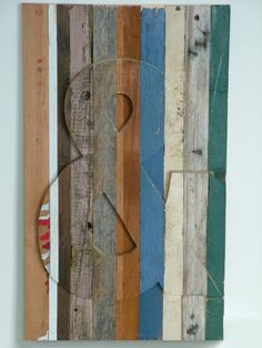 Wooden Ampersand   #& #ampersand