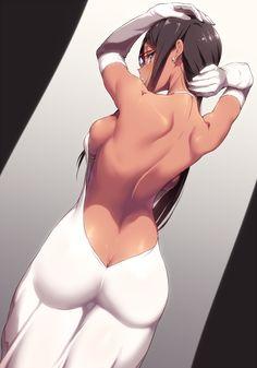 ecchi (anime erotic and sexy anime girls, schoolgirls with tits) :: anime Anime Sexy, Anime Sensual, Manga Sexy, Hot Anime, Manga Anime, Comic Manga, Anime Comics, Manga Girl, Anime Girls