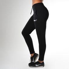 $38 Size: medium Gymshark Fit Bottoms - Black at Gymshark