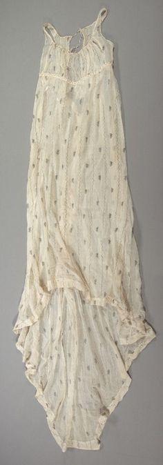 Dress 1795-1810