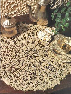 Kira scheme crochet: Scheme crochet no. 2232