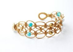 Macramé bracelet by TheSeaHouse from Denmark