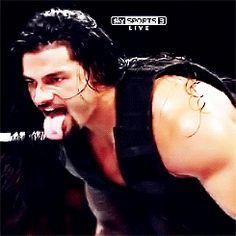 My obsession mmmm Roman Reigns Gif, Roman Reigns Family, Beautiful Men Faces, Gorgeous Men, Roman Empire Wwe, Roman Regins, Wwe Superstar Roman Reigns, The Shield Wwe, Wrestling Stars
