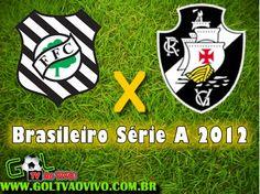 Assistir Figueirense x Vasco ao vivo 16h00 Campeonato Brasileiro